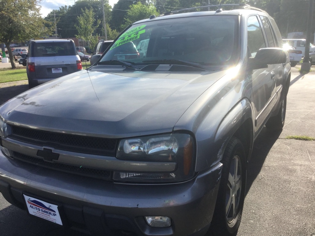 2005 Chevrolet TrailBlazer  - MCCJ Auto Group