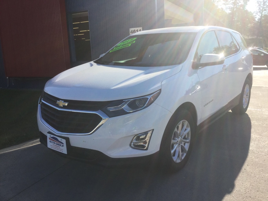 2019 Chevrolet Equinox  - MCCJ Auto Group