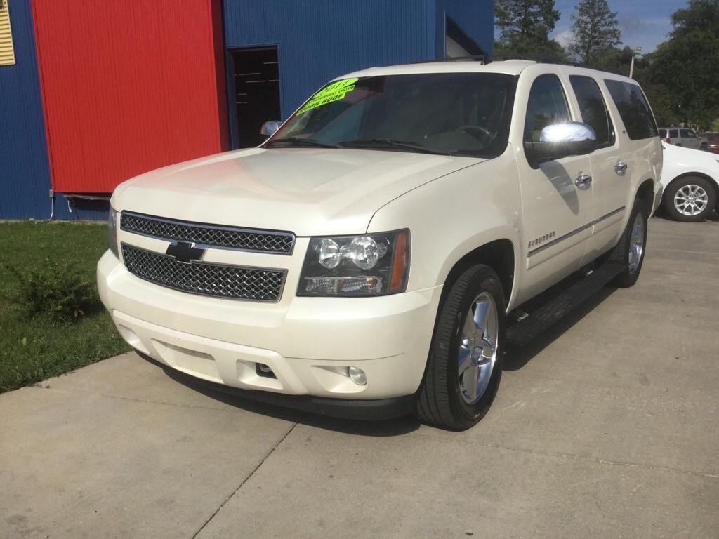 2011 Chevrolet Suburban  - MCCJ Auto Group