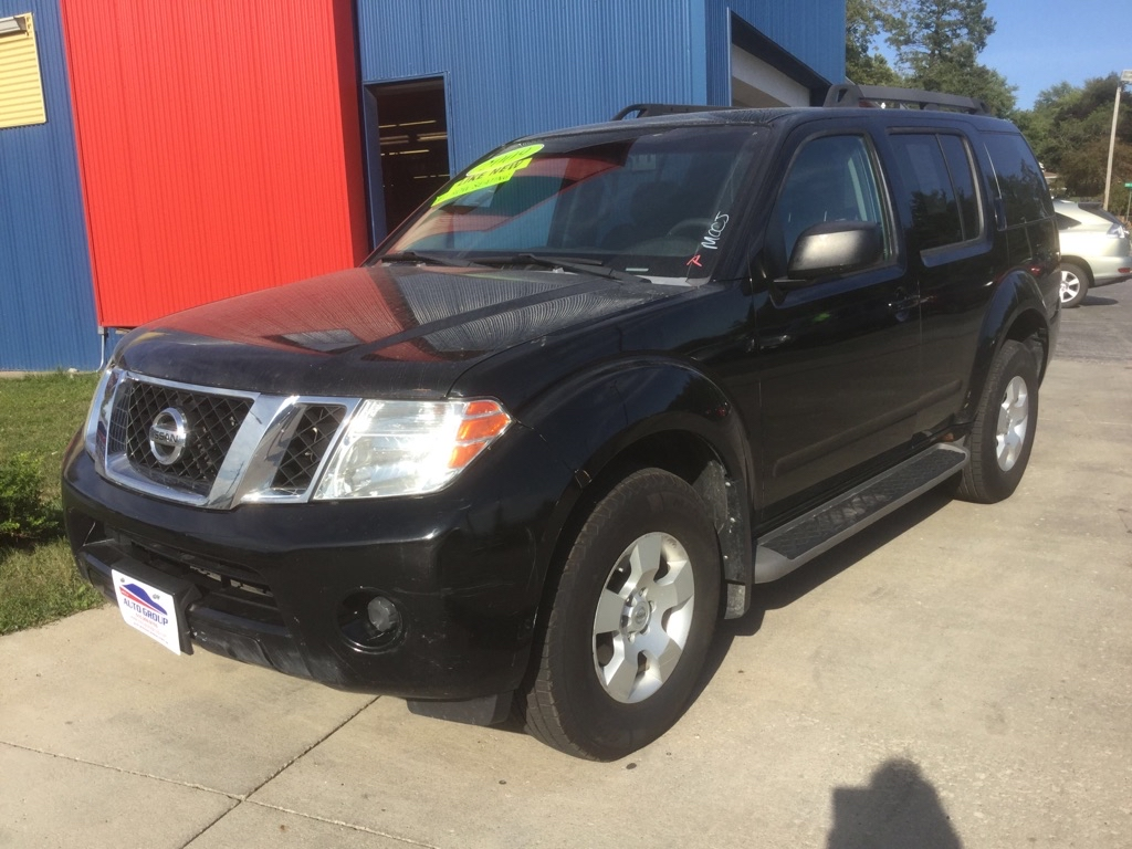 2009 Nissan Pathfinder  - MCCJ Auto Group
