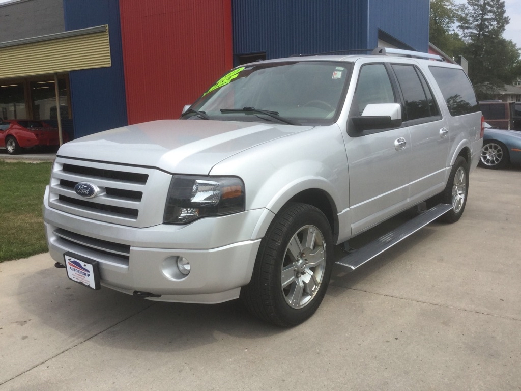 2010 Ford Expedition EL  - MCCJ Auto Group
