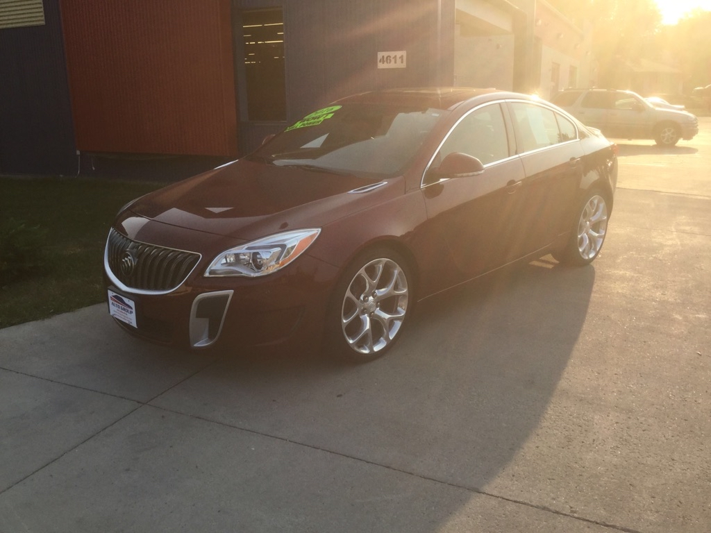 2016 Buick Regal  - MCCJ Auto Group