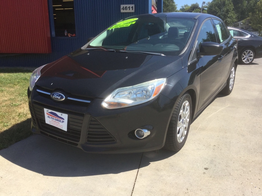 2012 Ford Focus  - MCCJ Auto Group