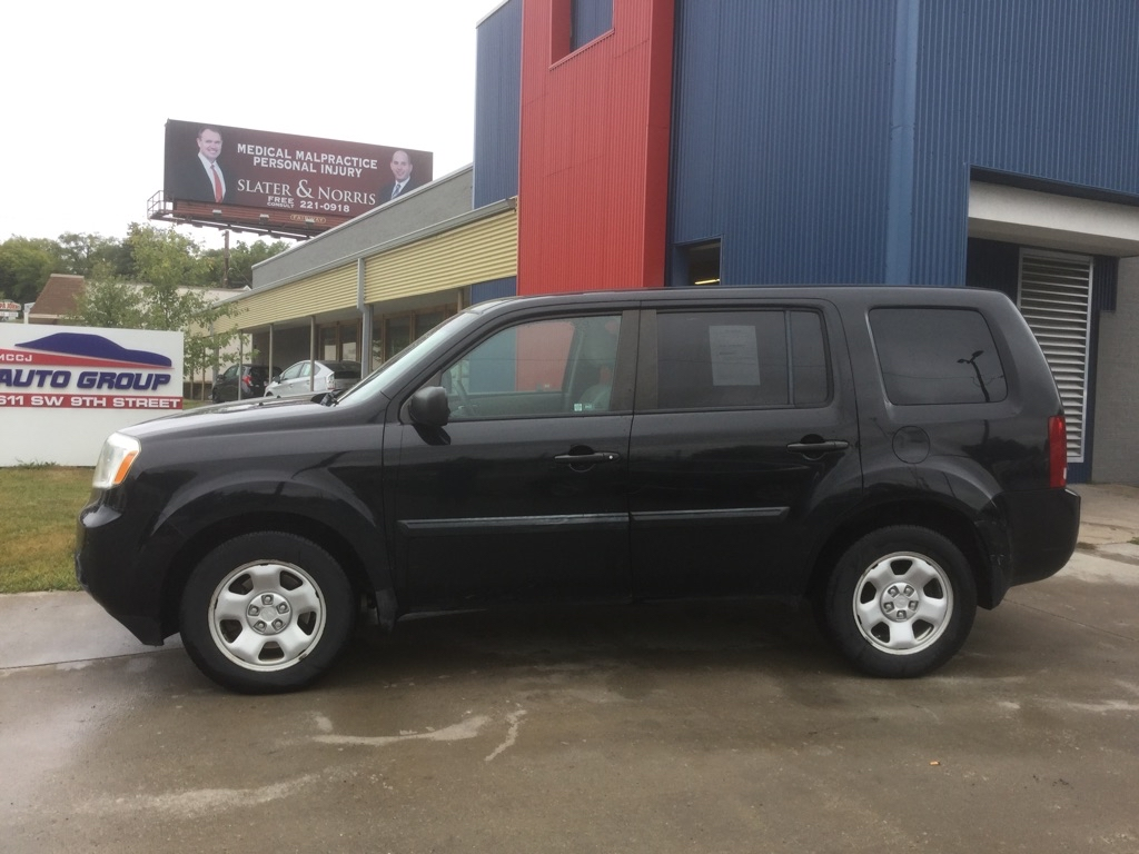 2012 Honda Pilot  - MCCJ Auto Group