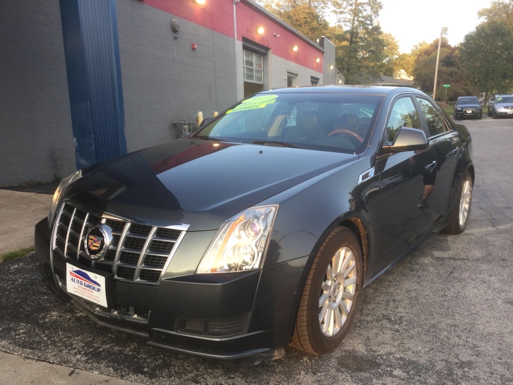 2013 Cadillac CTS  - MCCJ Auto Group