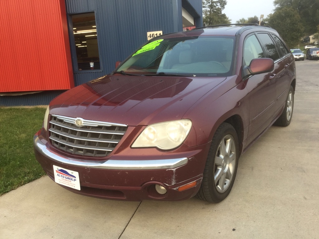 2008 Chrysler Pacifica  - MCCJ Auto Group