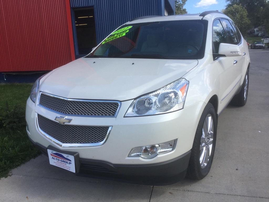2012 Chevrolet Traverse  - MCCJ Auto Group