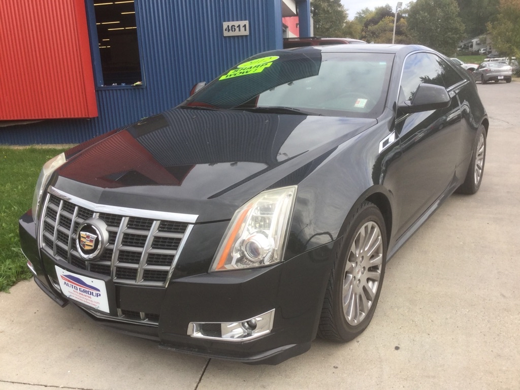 2012 Cadillac CTS Coupe  - MCCJ Auto Group