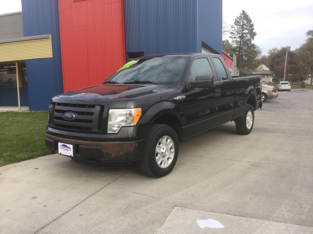 2012 Ford F-150  - MCCJ Auto Group