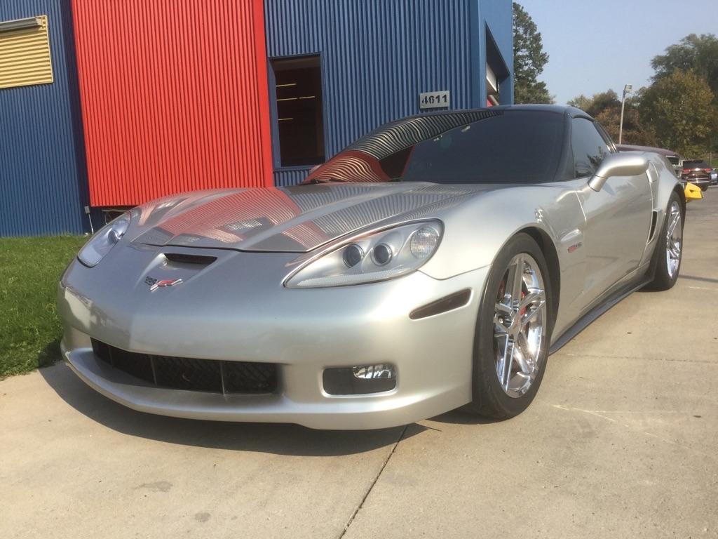2008 Chevrolet Corvette  - MCCJ Auto Group