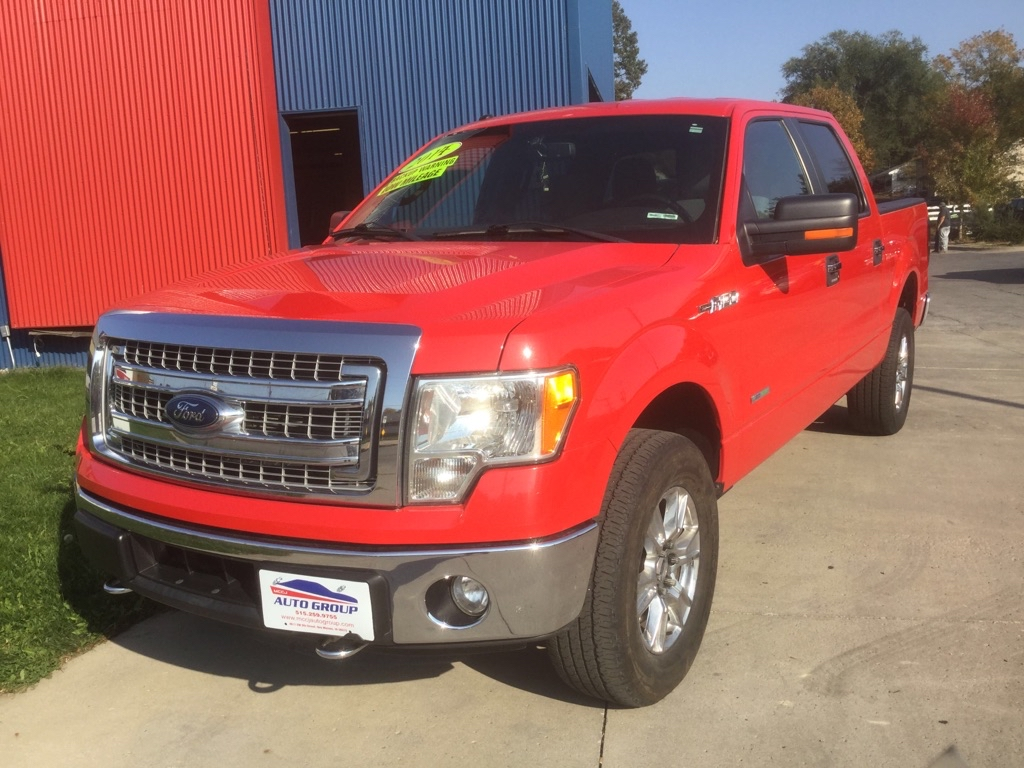 2014 Ford F-150  - MCCJ Auto Group