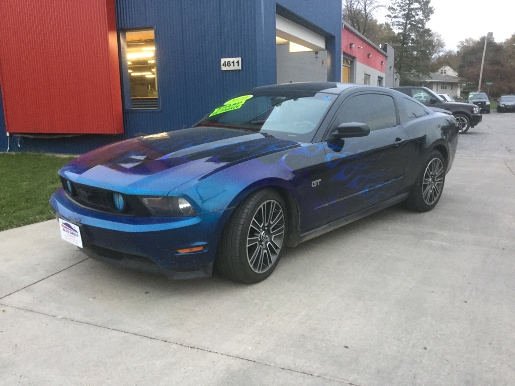 2010 Ford Mustang  - MCCJ Auto Group
