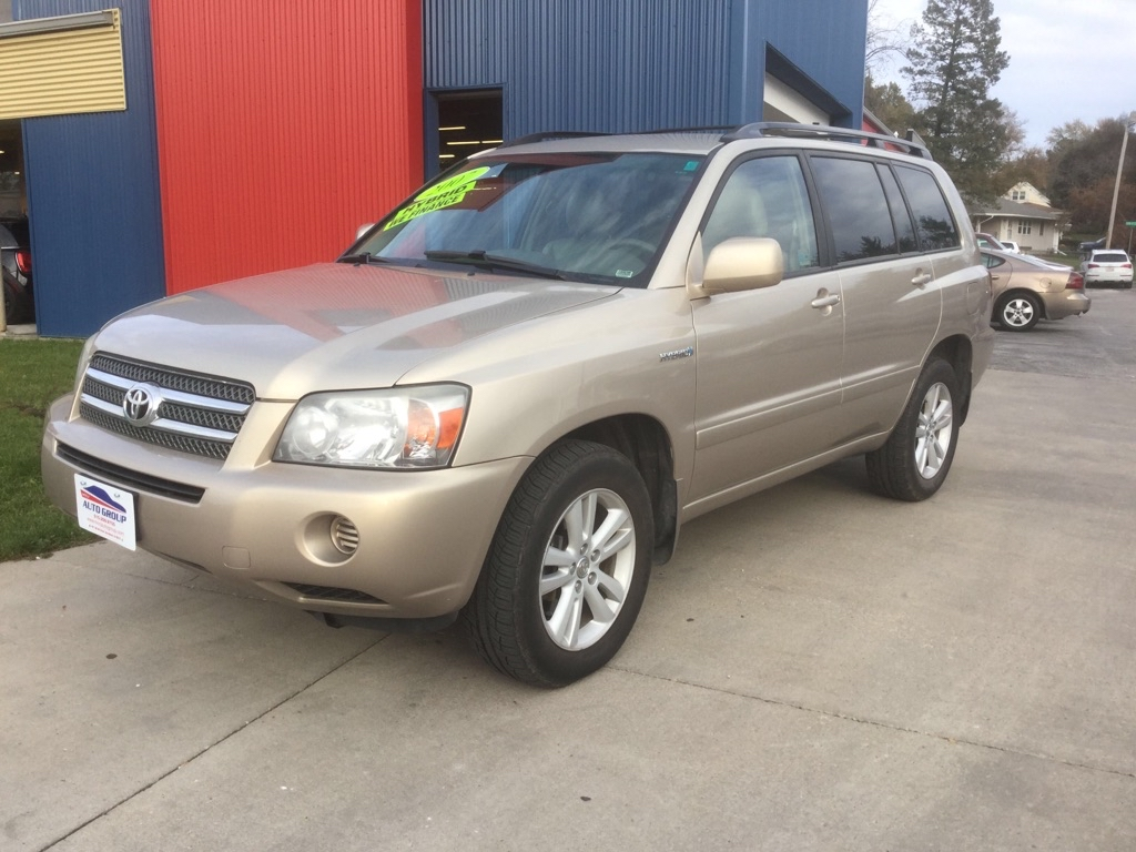 2007 Toyota Highlander Hybrid  - MCCJ Auto Group