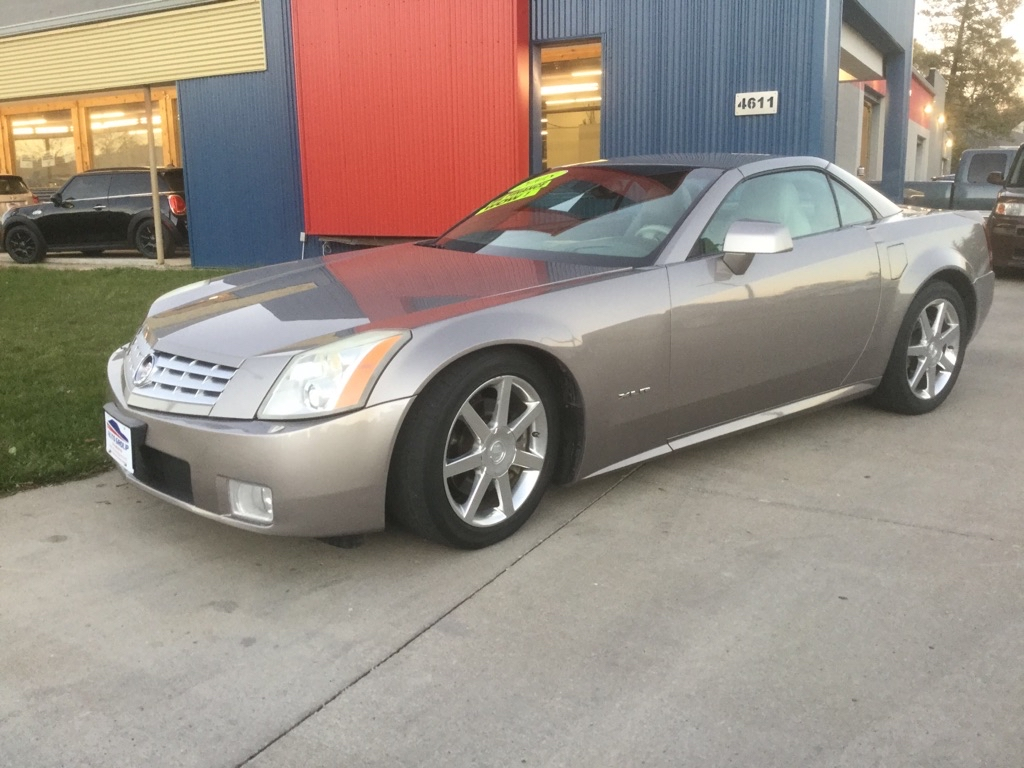 2005 Cadillac XLR  - MCCJ Auto Group