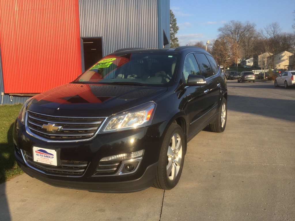 2015 Chevrolet Traverse  - MCCJ Auto Group
