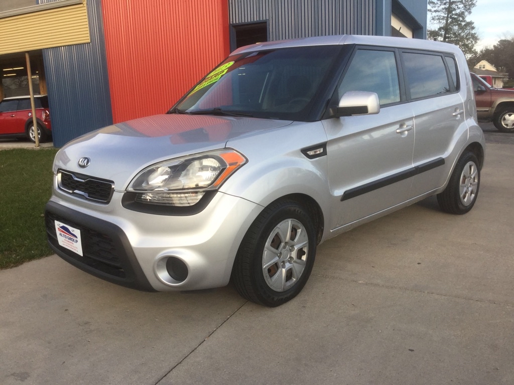 2013 Kia Soul  - MCCJ Auto Group