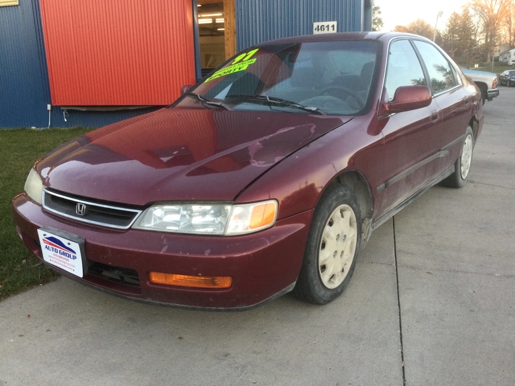 1997 Honda Accord  - MCCJ Auto Group