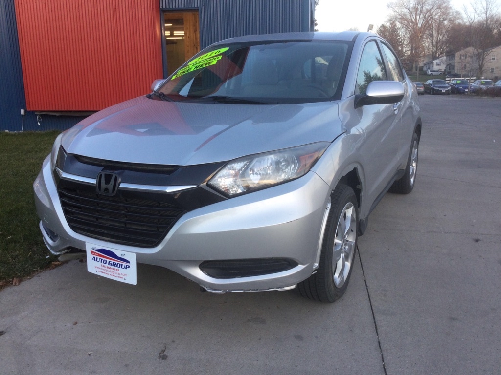 2016 Honda HR-V  - MCCJ Auto Group