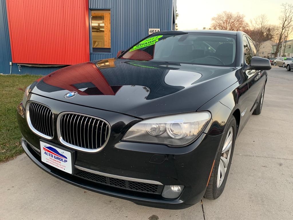 2011 BMW 7-series  - MCCJ Auto Group