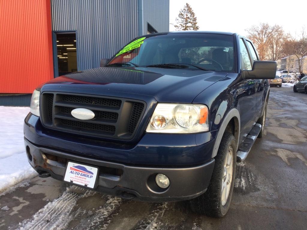 2007 Ford F-150  - MCCJ Auto Group