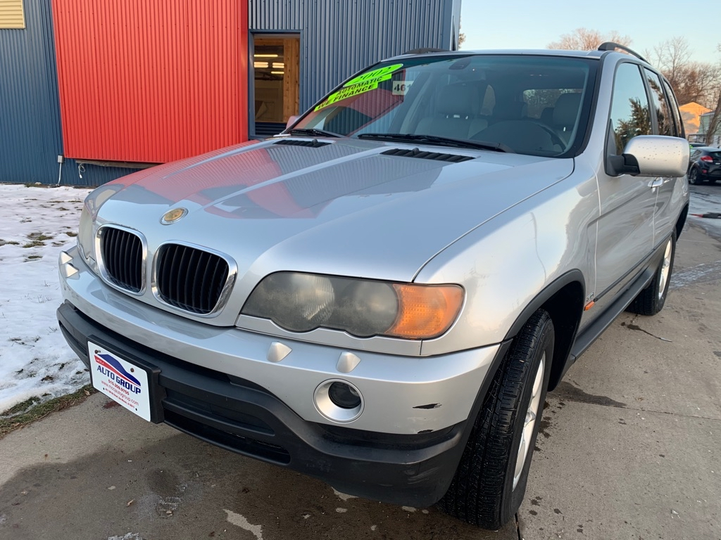 2002 BMW X5-Series  - MCCJ Auto Group