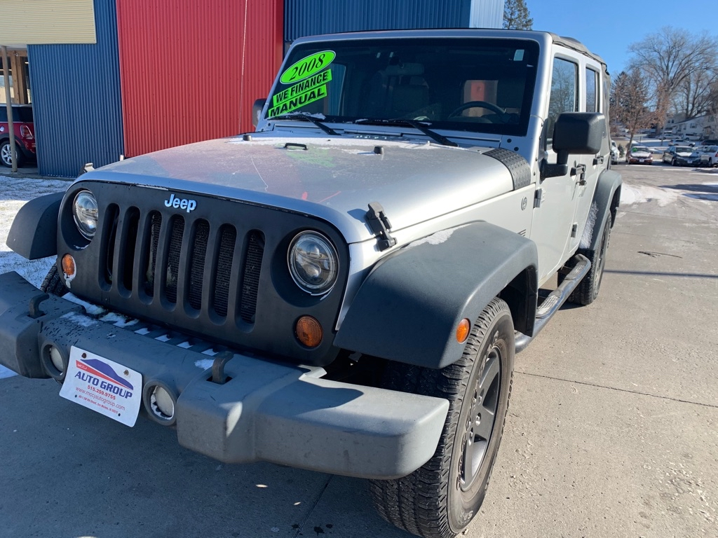 2008 Jeep Wrangler  - MCCJ Auto Group