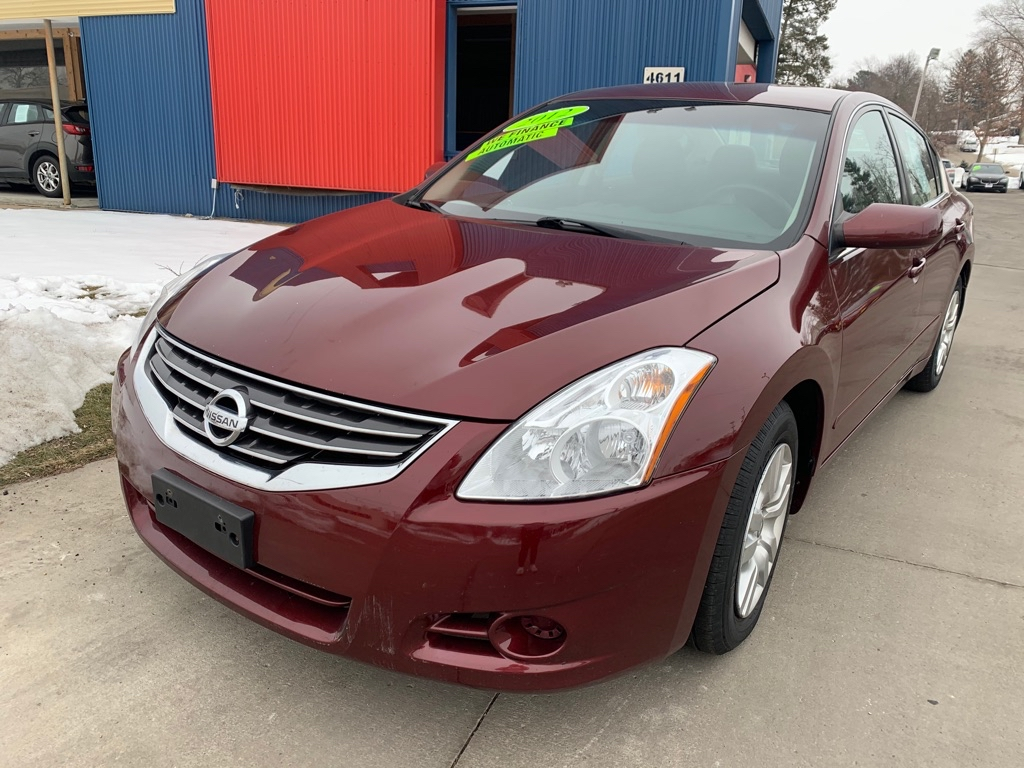 2012 Nissan Altima  - MCCJ Auto Group