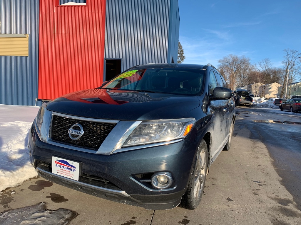 2014 Nissan Pathfinder  - MCCJ Auto Group