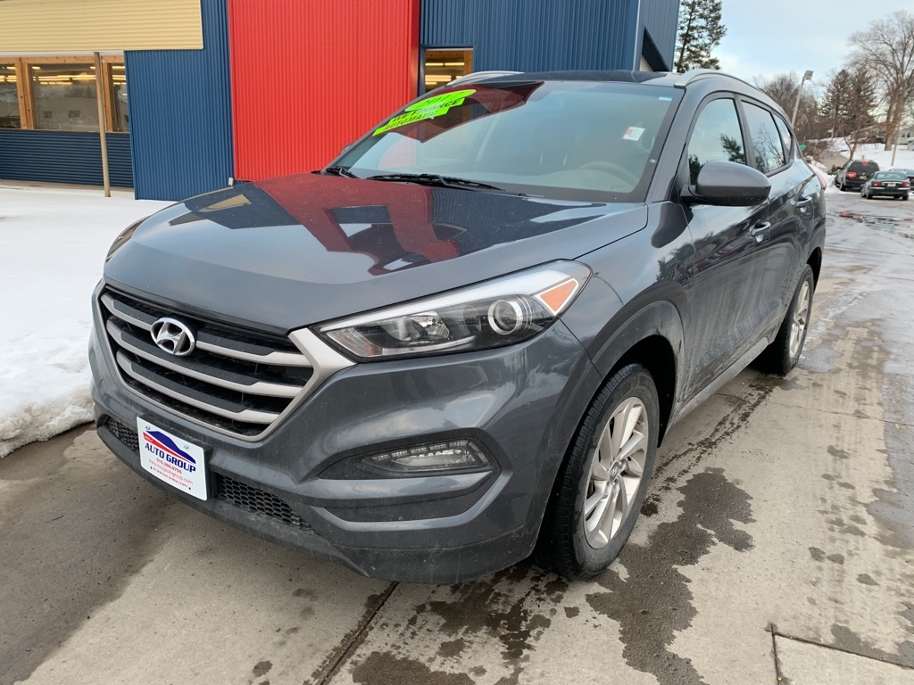 2017 Hyundai Tucson  - MCCJ Auto Group