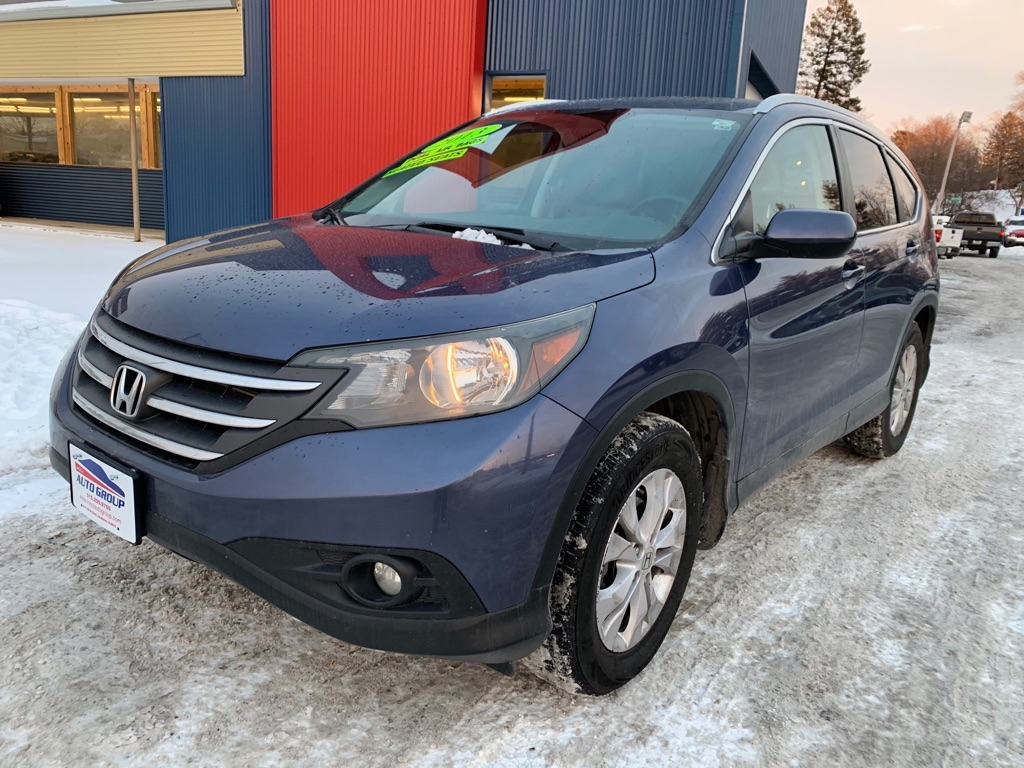 2013 Honda CR-V  - MCCJ Auto Group