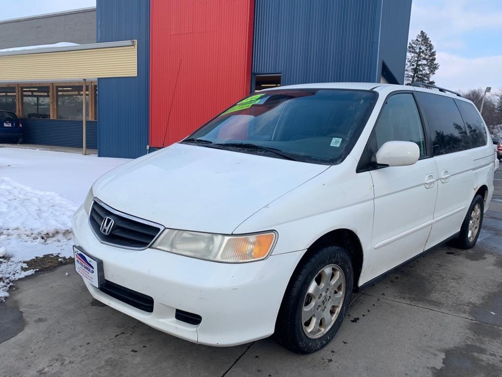 2002 Honda Odyssey  - MCCJ Auto Group