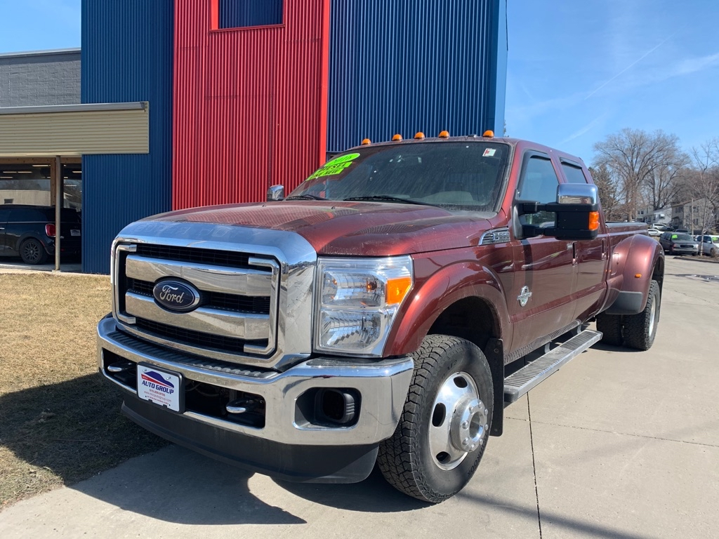 2016 Ford F-350  - MCCJ Auto Group