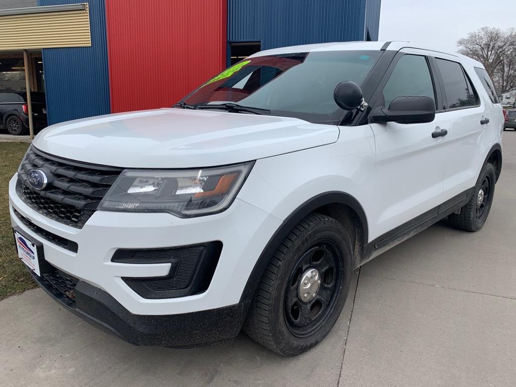 2016 Ford Utility Police Interceptor  - MCCJ Auto Group