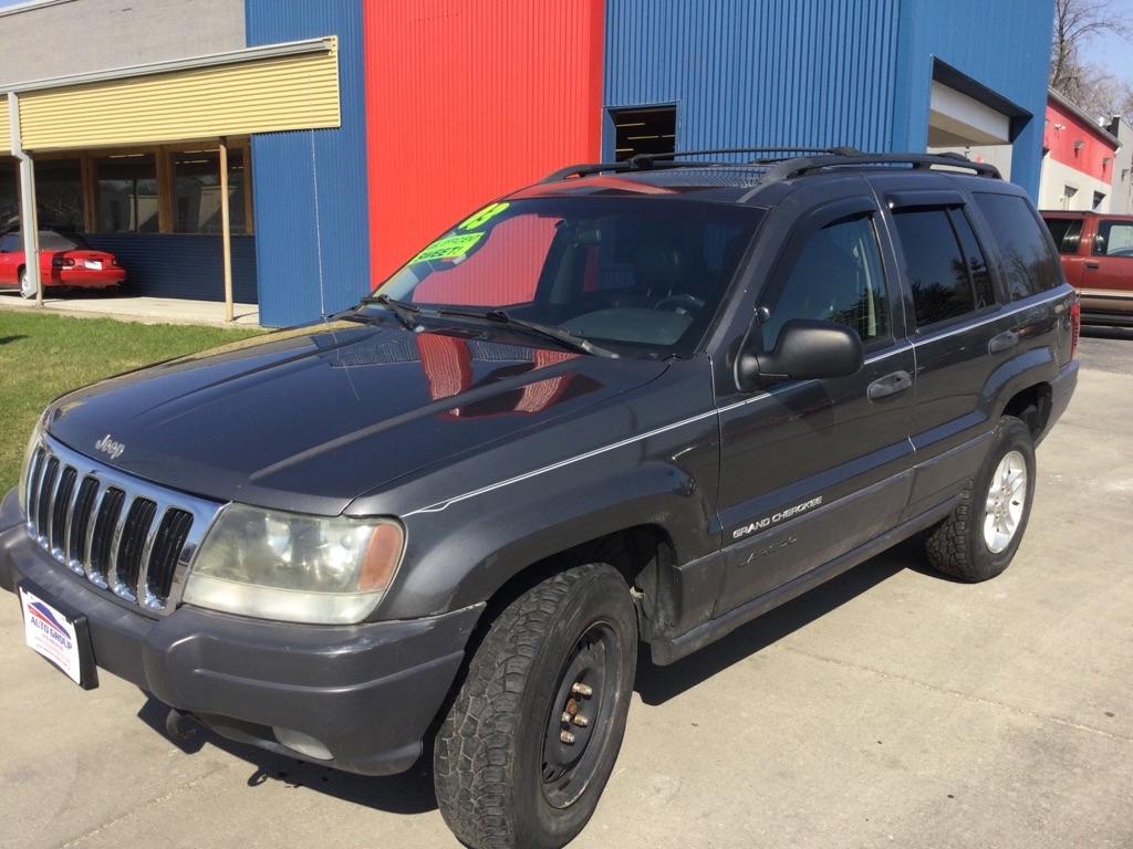 2003 Jeep Grand Cherokee  - MCCJ Auto Group