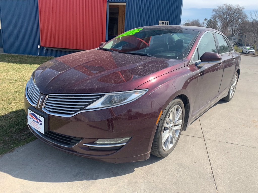 2013 Lincoln MKZ  - MCCJ Auto Group
