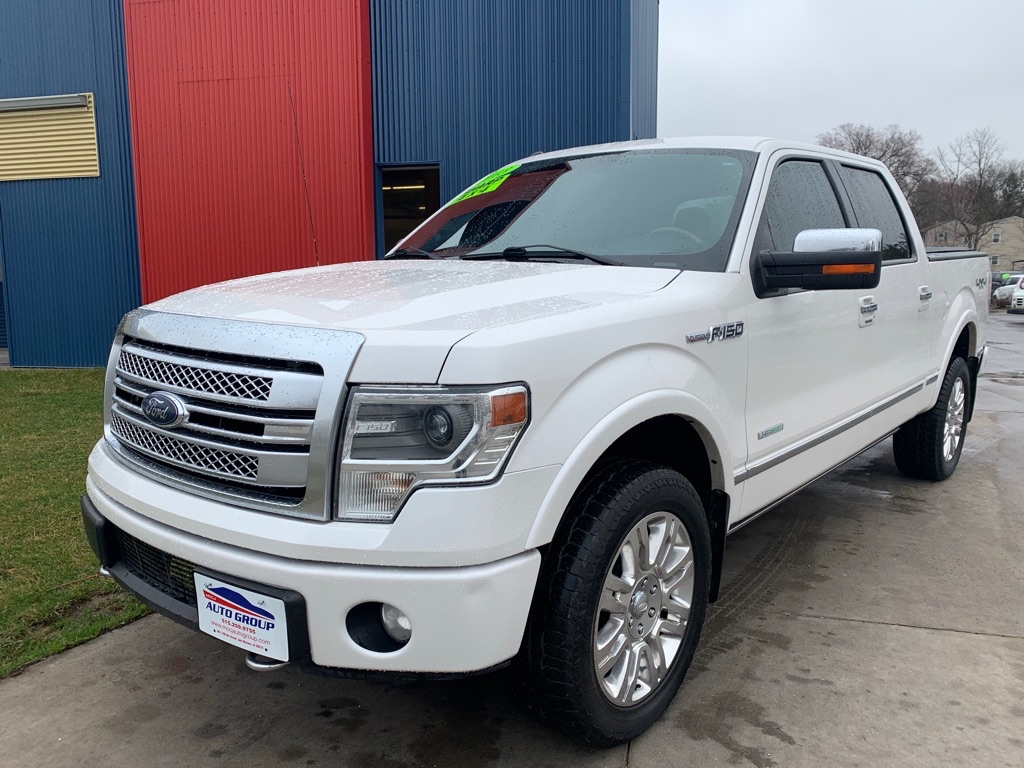 2013 Ford F-150  - MCCJ Auto Group