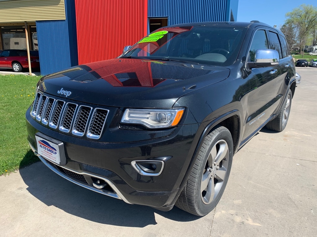 2015 Jeep Grand Cherokee  - MCCJ Auto Group