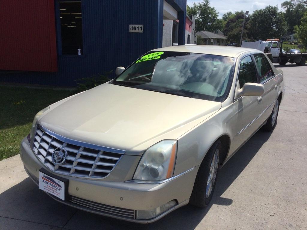 2008 Cadillac DTS  - MCCJ Auto Group