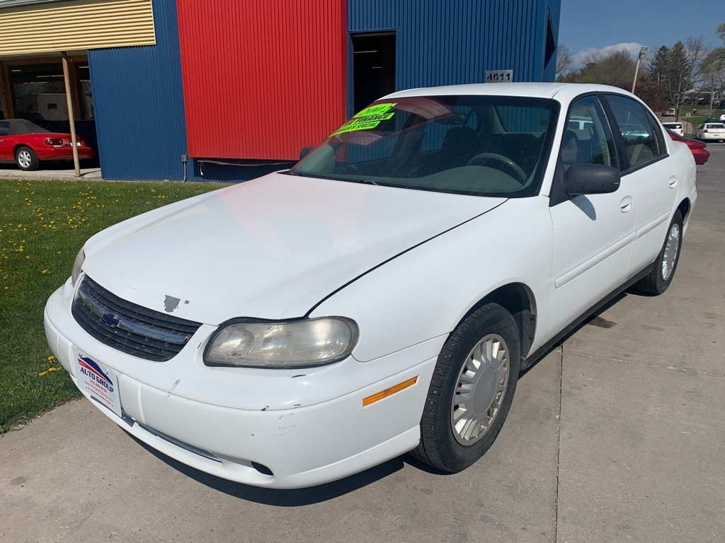 2002 Chevrolet Malibu  - MCCJ Auto Group