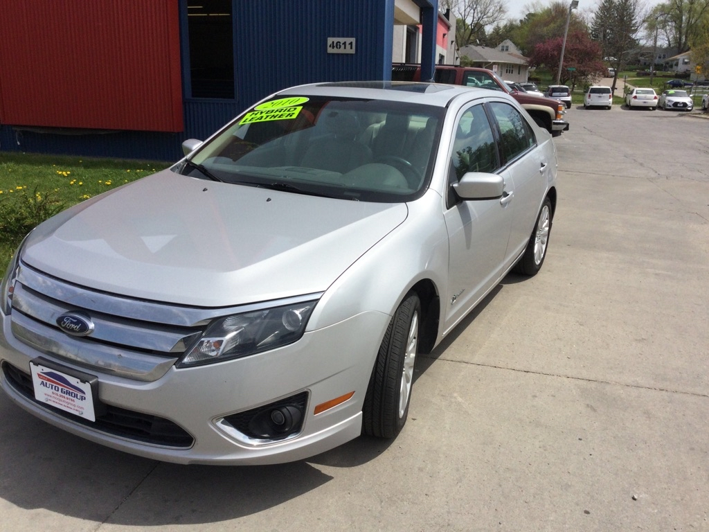2010 Ford Fusion  - MCCJ Auto Group