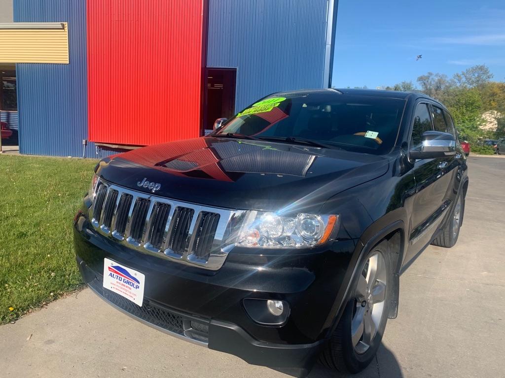 2011 Jeep Grand Cherokee  - MCCJ Auto Group