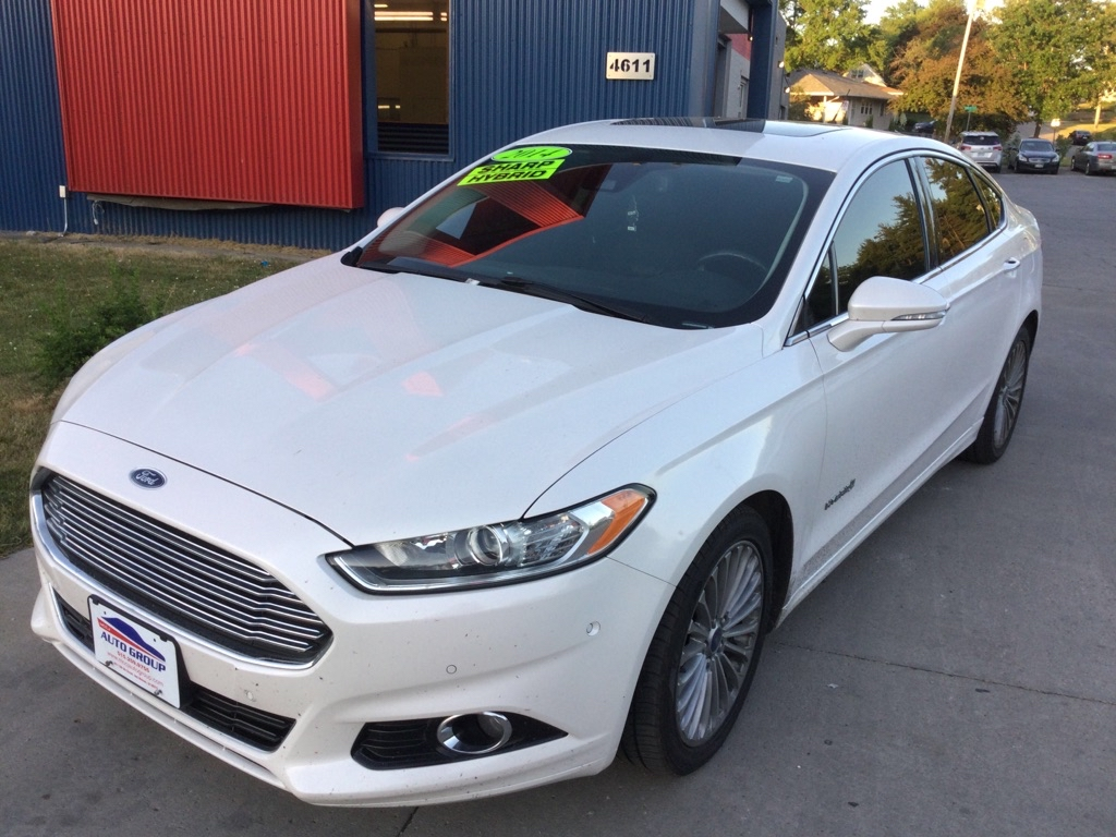 2014 Ford Fusion  - MCCJ Auto Group