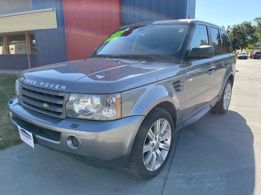 2009 Land Rover Range Rover  - MCCJ Auto Group