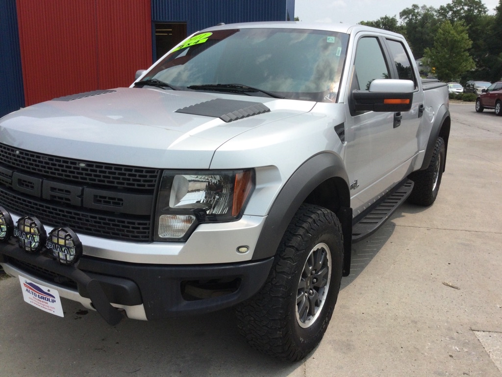 2011 Ford F-150  - MCCJ Auto Group
