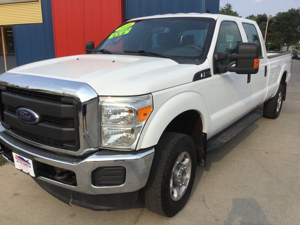 2016 Ford F-250  - MCCJ Auto Group