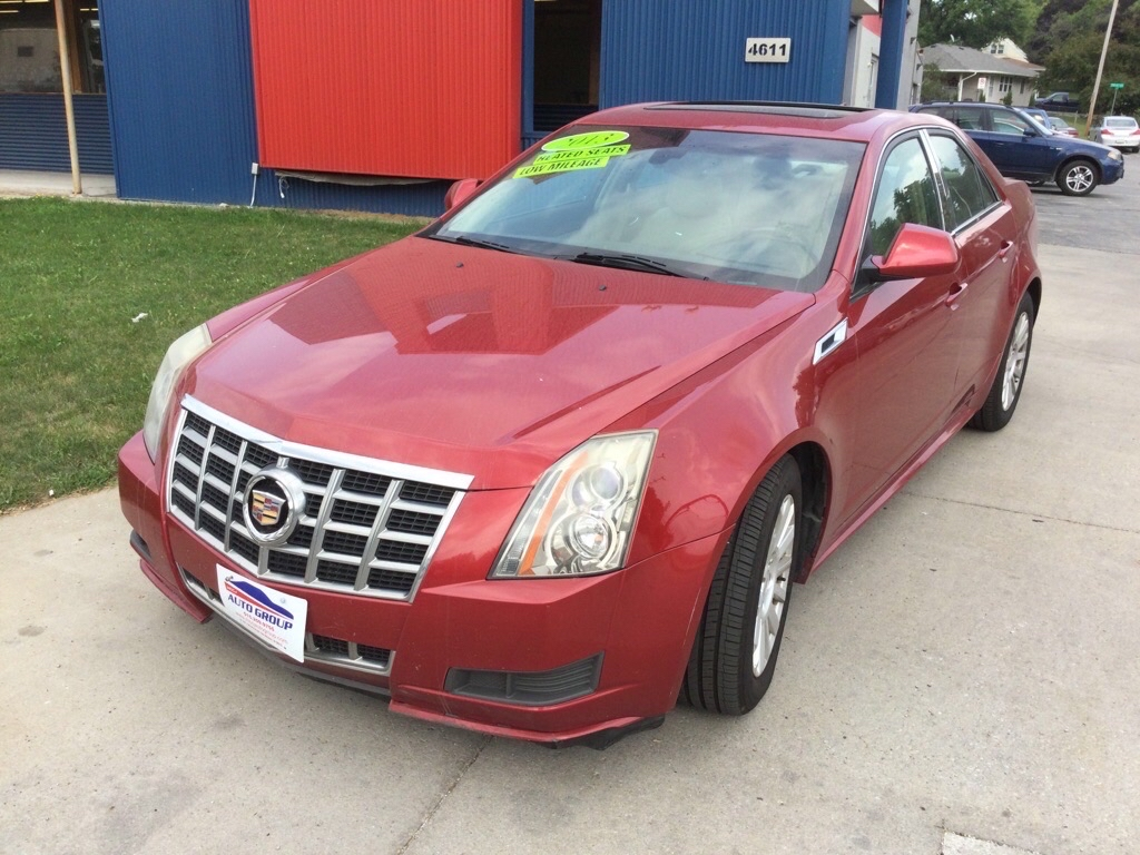 2013 Cadillac CTS  - MCCJ Auto Group
