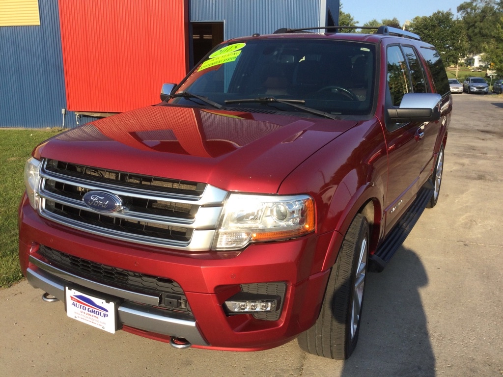 2015 Ford Expedition EL  - MCCJ Auto Group
