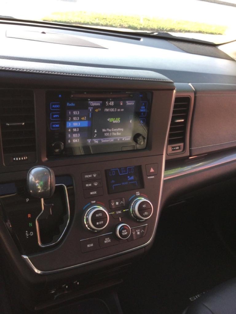 2015 Toyota Sienna  - MCCJ Auto Group
