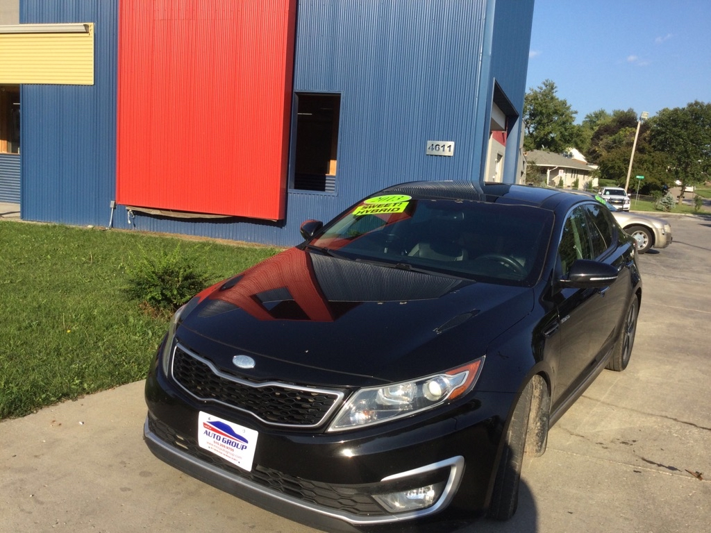 2013 Kia OPTIMA HYBRID  - MCCJ Auto Group