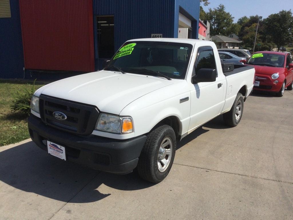 2006 Ford Ranger  - MCCJ Auto Group